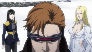 Cyclops in the anime