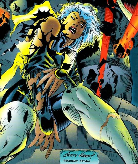 Storm in the Age of Apocalypse