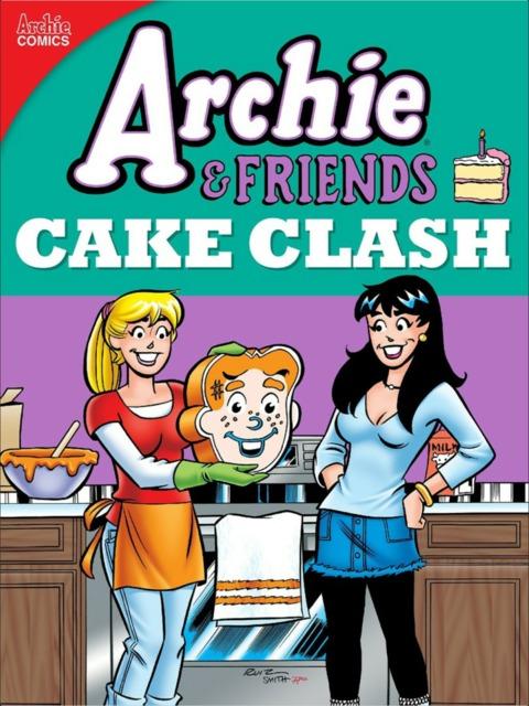 Archie Digital Comics Presents: Cake Clash