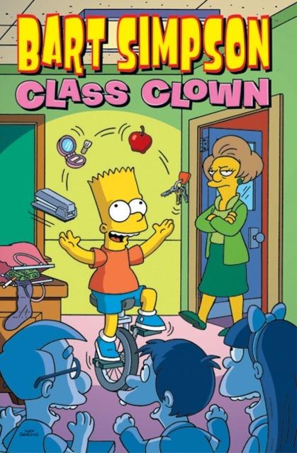 Bart Simpson: Class Clown