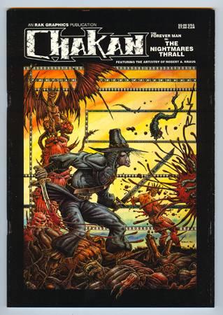 """Chakan """"The Nightmares Thrall"""""""