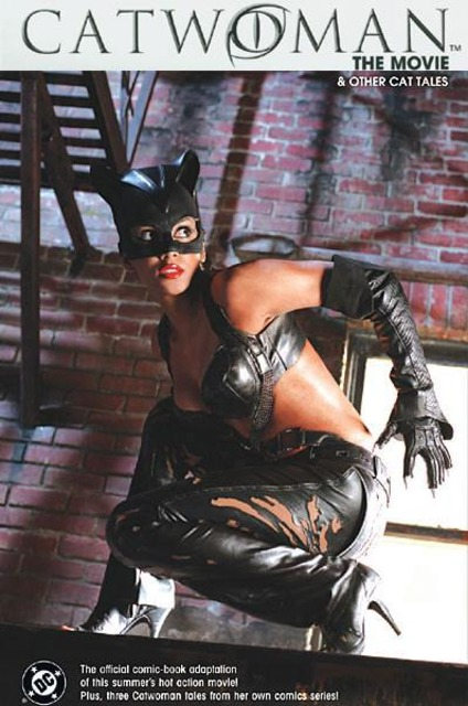Catwoman The Movie & Other Cat Tales