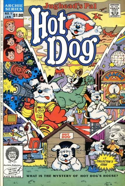 Jughead's Pal Hot Dog