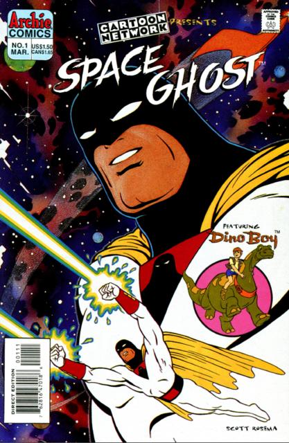 Cartoon Network Presents Space Ghost