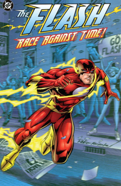 The Flash: Race Against Time