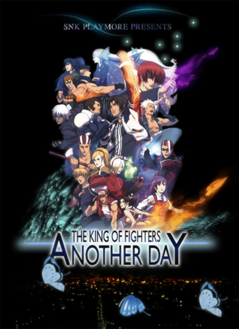 The King of Fighters: Another Day