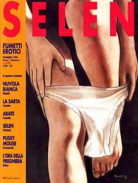 Selen - Mensile di Cultura Erotica e Fumetti