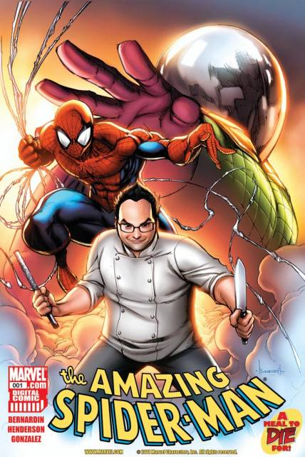 Spider-Man: A Meal to Die For
