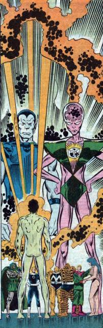 Kubik, the Shaper of Worlds, and the Beyonder