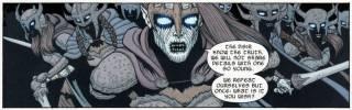 The Disir won't tell Loki their origin
