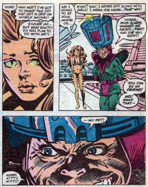 Tigra knows what boys want...or does she?