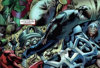 Wyncham kills Molecule Man and others