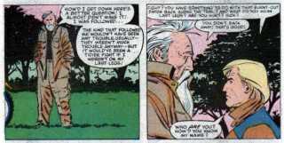 The Old Man meets Ken