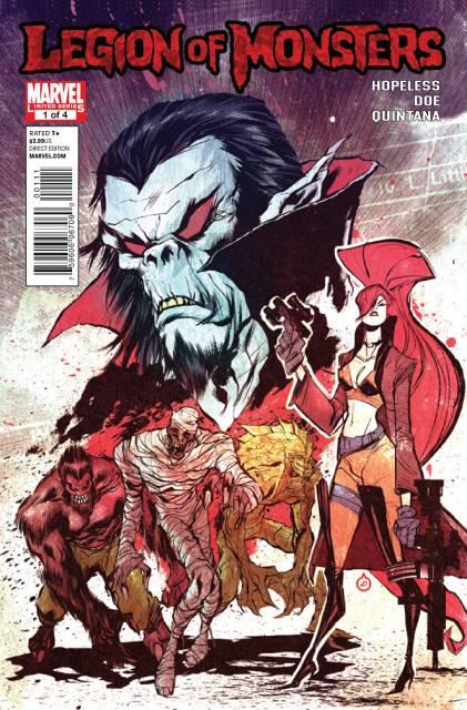 Legion of Monsters