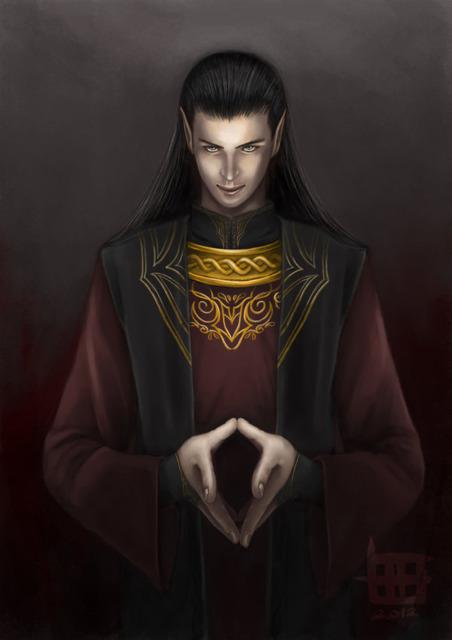 Sauron as Annatar