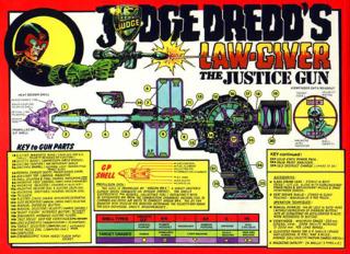 Lawgiver MK I
