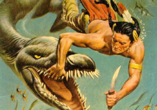Turok in the Lost Valley