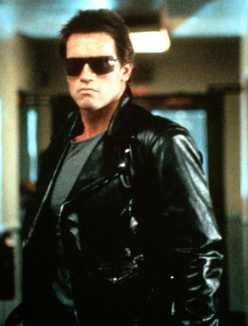 The Terminator in 1984