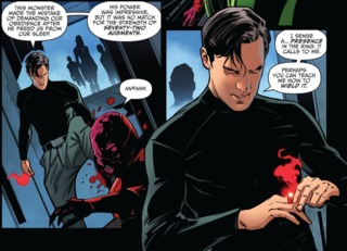 Khan and his Augments defeat Atrocitus