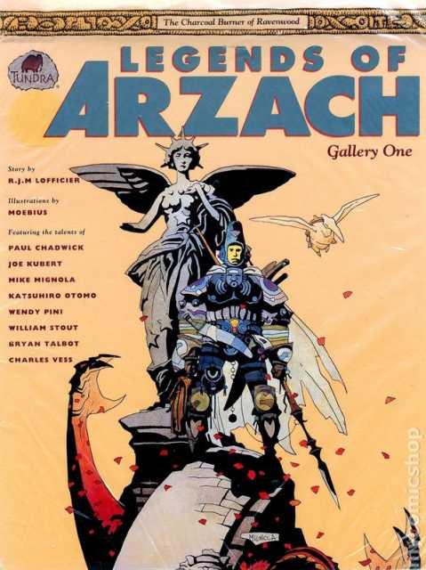 Legends of Arzach