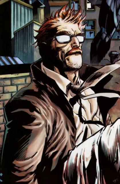 James Gordon In The New 52