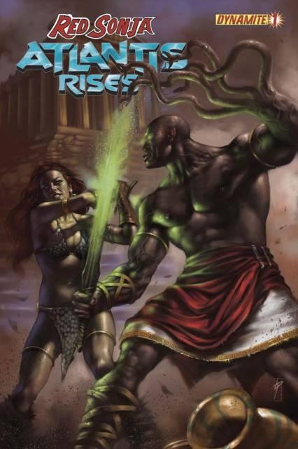 Red Sonja: Atlantis Rises