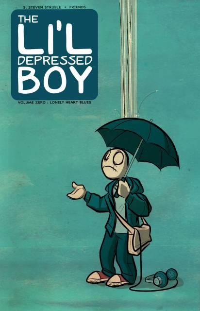 The Li'l Depressed Boy: Lonely Heart Blues