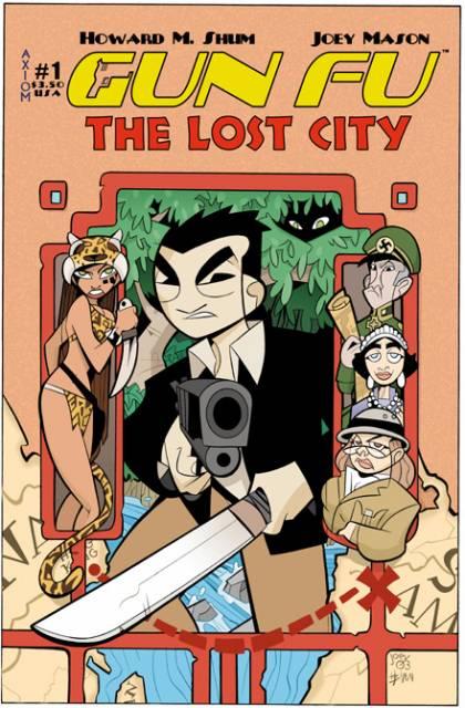 Gun Fu: The Lost City