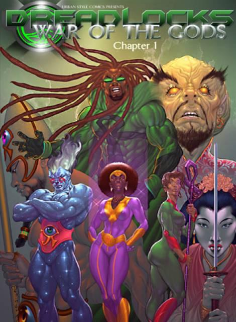 Dreadlocks: War of the Gods