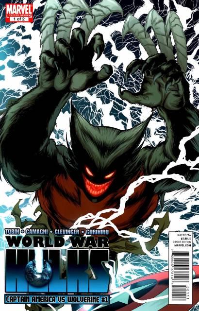 World War Hulks: Captain America vs. Wolverine