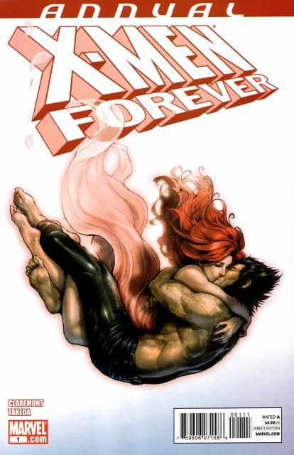 X-Men Forever Annual