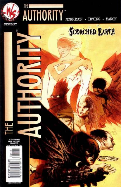 The Authority: Scorched Earth