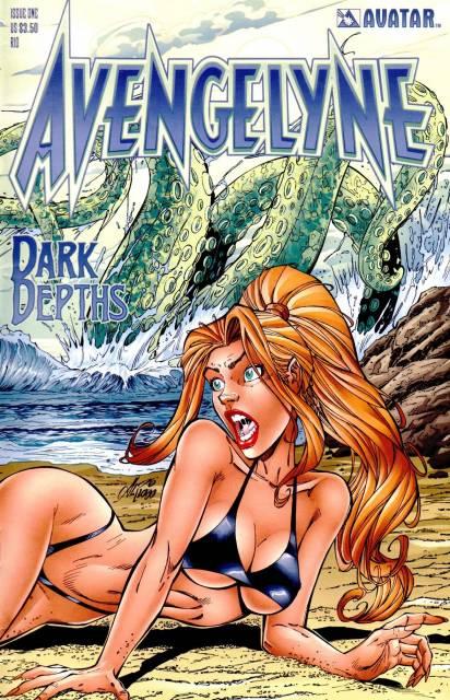 Avengelyne: Dark Depths