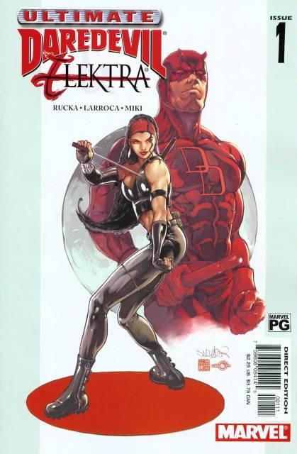 Ultimate Daredevil/Elektra