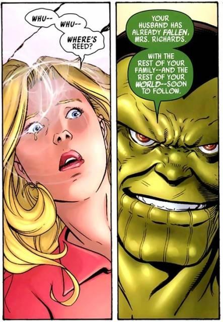 Secret Invasion: Fantastic Four 1