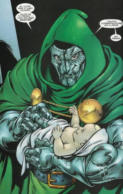 Doom delivers Valeria