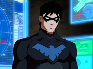 Nightwing in Young Justice