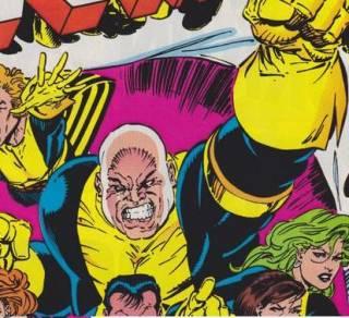 As an X-Man