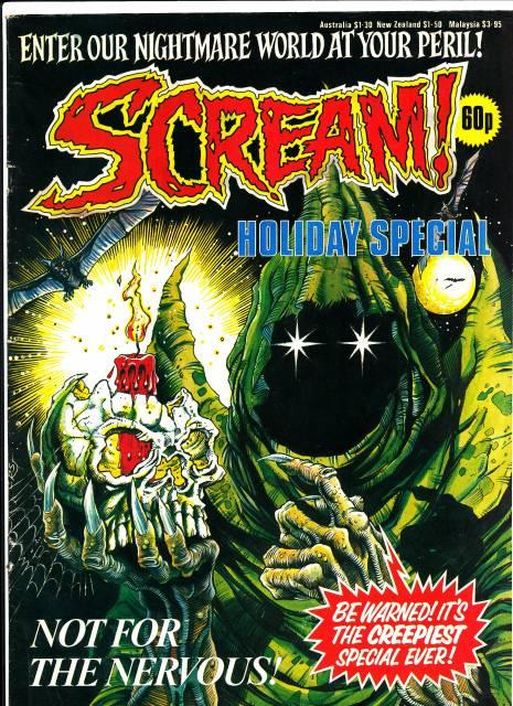 Scream! Holiday Special