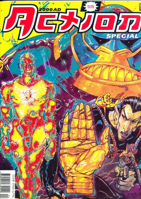 2000 AD Action Special