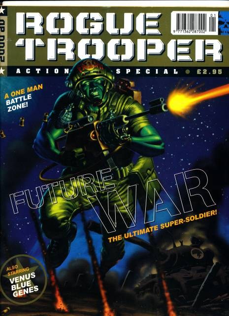 Rogue Trooper Action Special