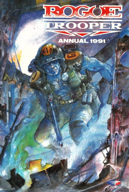 Rogue Trooper Annual