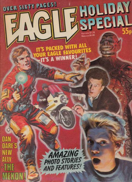 Eagle Holiday Special