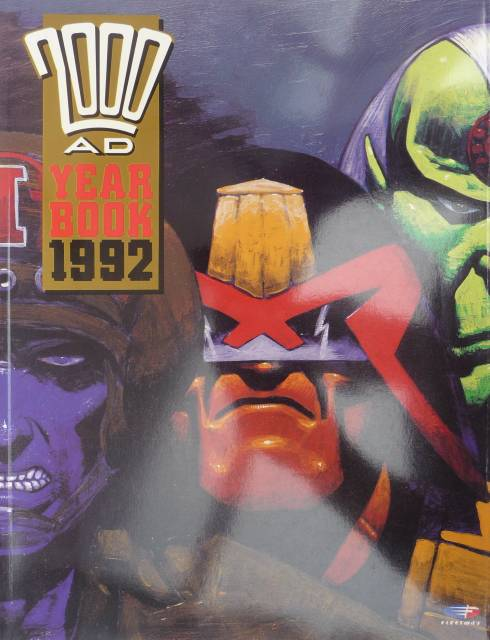 2000 AD Yearbook