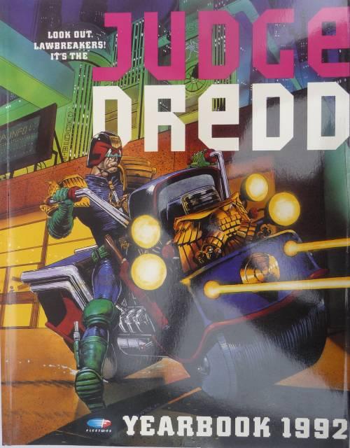 Judge Dredd Yearbook