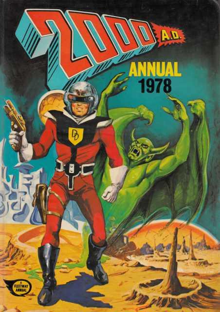 2000 AD Annual