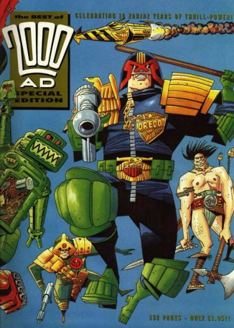 Best of 2000 AD Special Edition