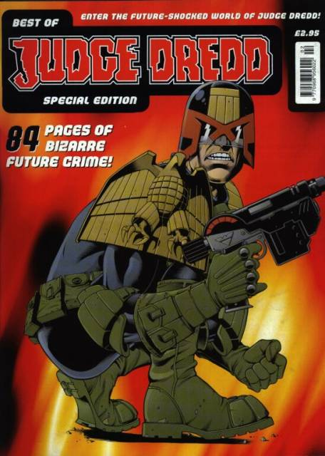 Best of Judge Dredd Special Edition