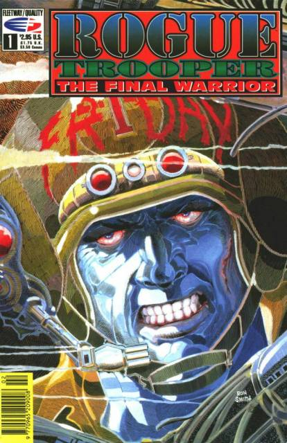 Rogue Trooper the Final Warrior