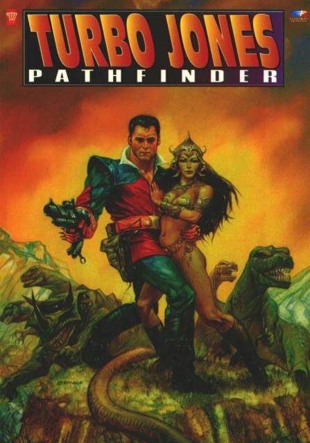 Turbo Jones Pathfinder